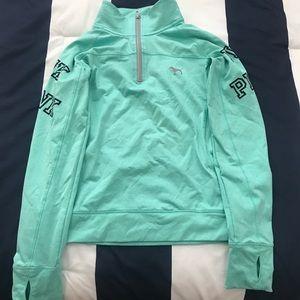 VS Pink workout jacket